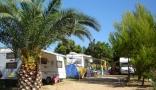 campsite Camping Vala