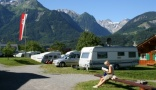 campsite Panorama Camping Sonnenberg