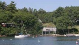 campsite Harborfields Cottages Inc