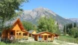 campsite Camping les cariamas