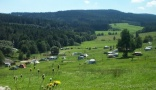 campsite Camping Mlécná dráha