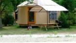 campsite Camping de Lauzerte Le Grenier
