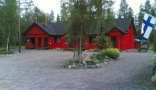 campsite Kyrön Tunturiloma