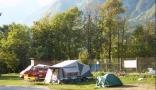 campsite Kamp Polovnik