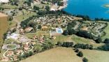 campsite Centre Touristique Lac de Ribou