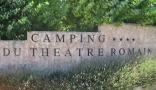 camping Camping du Théâtre Romain