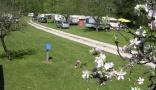 campsite Camping de l'Ile