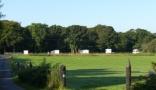campsite Caravans at Highfield