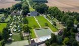 campsite Camping Château de Martragny - Les Castels