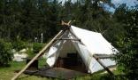 campsite Camping La Devèze
