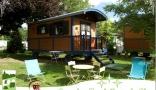 camping Camping Touristique de Gien / Les Roulottes des Bords de Loire