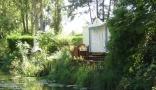 campsite Camping l'étang de Belesbat