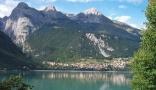 campsite Camping Spiaggia-Lago di Molveno