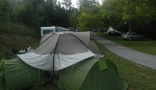 campsite Camp Smlednik