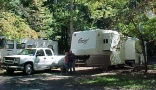 campsite Madison/Shenandoah Hills