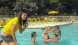 campsite Williamsburg Koa Campground
