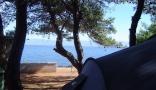 campsite Camping Porat