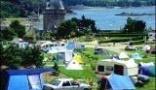 campsite camping de la Cité d'Alet