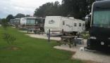 campsite Eagle's Landing RV Park