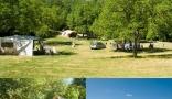 campsite Camping La Ferme de Clareau
