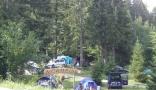 campsite camping  chalet du bugnon