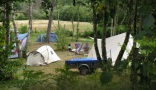 campsite camping LE PIED A TERRE