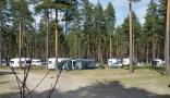 campsite camping grasmarksgarden