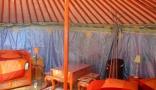 camping village de yourtes