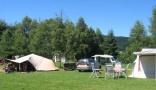campsite La Cube