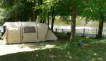 campsite Camping Le Domaine Bleu