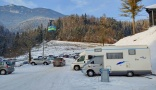 campsite Camper stop Golte