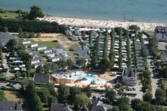 campsite Camping Les Saules