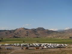 campsite South-Forty Rv Park
