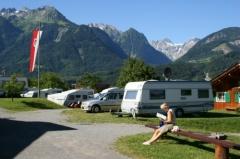 campsite Panorama Camping Sonnenberg