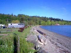 campeggio Fidalgo Bay RV Resort