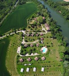 campsite Les Chalets de Fiolles