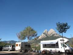 campsite Camping Repos del Pedraforca