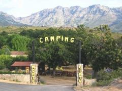 campsite Camping U Monte Cintu