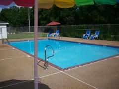 campsite Memphis South RV Park & Campground