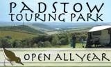 campsite Padstow Touring Park