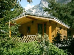 campsite Camping La Cascade