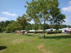 campsite Camping Petrushoeve