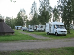 campsite Manso Camping