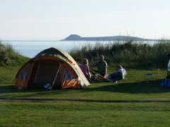 campsite Point Sands Holiday Park
