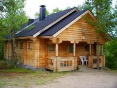 camping Ounasloma Luxury Cabins