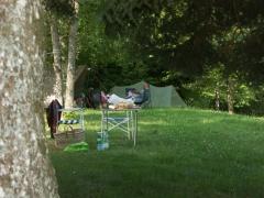 campsite Camping Le Plô