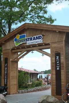 campsite Camping Recreatiepark Ermerstrand
