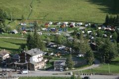 campsite Camping Tunnel