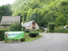 campsite Camping Pyrénées Natura