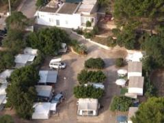 campsite Camping Cala Bassa